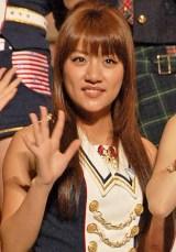 『第3回AKB48選抜総選挙』7位の高橋みなみ (C)ORICON DD inc.