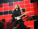 エレキギターを手に登場した松田聖子 Photo by Masa.K(Fantic)