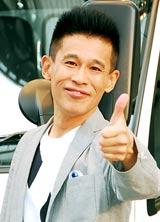 新型小型トラック『日野デュトロ』新CMキャラクターに起用された柳沢慎吾