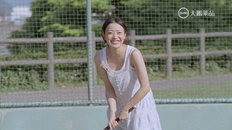 野球を楽しむ菅野