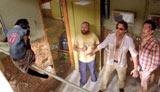 まさに映画史の残る大事件!  (C)2011 WARNER BROS. ENTERTAINMENT INC. AND LEGENDARY PICTURES
