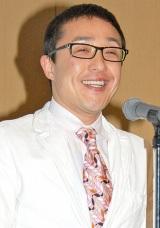 結婚を報告したスマイリーキクチ (C)ORICON DD inc.
