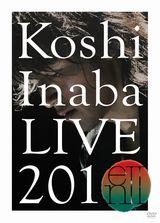 『Koshi Inaba LIVE 2010 ~enII~』(2月16日発売)