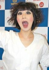 映画『パーフェクト・ホスト 悪夢の晩餐会』DVD発売記念イベントに出席した鳥居みゆき (C)ORICON DD inc.