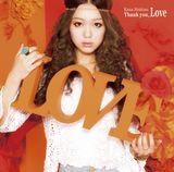 西野カナの3rdアルバム『Thank you, Love』