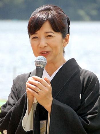 和服の宮崎美子