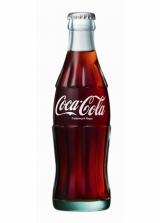 『コカ・コーラ』の独特の形状をした「コンツアーボトル」