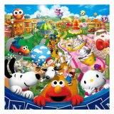 新エリア『ユニバーサル・ワンダーランド』のイメージビジュアル (C)2011 Sesame Workshop(C)2011 Peanuts(C)'76, '99, '11 SANRIO APPROVAL NO. EJ1051301(C)& (R)Universal Studios.