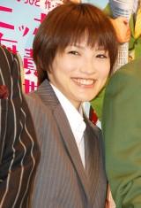 舞台『ニッポン無責任新世代』の公開けいこを行った星野真里 (C)ORICON DD inc.