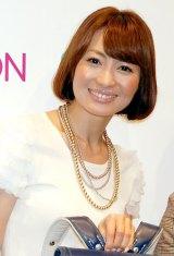 トップバリュ『かるすぽ』ランドセルの記者発表会に出席した新山千春 (C)ORICON DD inc.