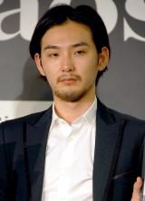 男性用スカルプケアシリーズ『Rigaos』新CM発表会見に出席した松田龍平 (C)ORICON DD inc.