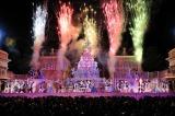 東京ディズニーリゾートがクリスマス企画を発表、TDSでは今年も『クリスマス・ウィッシュ』を開催(写真は昨年のもの) (C)Disney