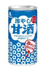 夏バテ対策として販売数が伸びている森永製菓の『冷やし甘酒』