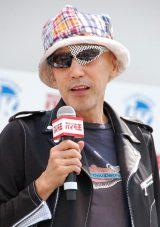 オートバイイベント『Fun to Ride!Meeting 2011』に出席したテリー伊藤 (C)ORICON DD inc.