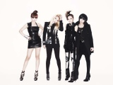 2NE1(左からBOM、CL、DARA、MINZY)