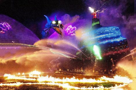 TDL&TDS、今年の年越し営業での特別パレード&ショーが取り止めに(写真はTDS) (C)Disney