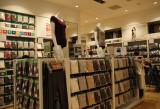 2011年『ヒートテック』、売り場でも積極的に展開(東京ミッドタウン店)