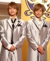 映画化が発表されたTBS系ドラマ『桜蘭高校ホスト部』のファンイベントに出席した(左から)高木万平、高木心平 (C)ORICON DD inc.