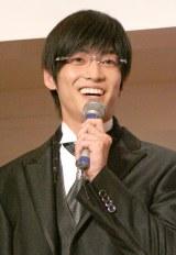 映画化が発表されたTBS系ドラマ『桜蘭高校ホスト部』のファンイベントに出席した大東俊介 (C)ORICON DD inc.