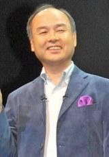 """""""ツイッターキング""""に選ばれた、2位のソフトバンク社長・孫正義氏 (C)ORICON DD inc."""