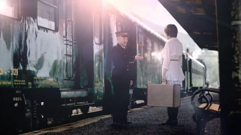 『モビット』新CM「railroad」篇CMカット