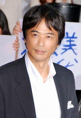 主演映画『DOG×POLICE 純白の絆』の完成披露イベントに出席した時任三郎 (C)ORICON DD inc.