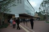 オープン当日は多くの入場者が行列を作った