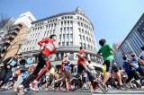 東京マラソン2011(2011年2月27日開催)の様子 (C)東京マラソン財団