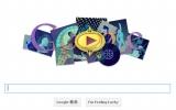 再生ボタンを押すとあの名曲が! フレディ・マーキュリーさんの生誕65年周年を記念したgoogleロゴ