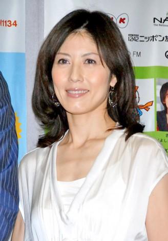 共同ラジオキャンペーン『はじめまして、ラジオです。』の制作発表に出席した小島慶子 (C)ORICON DD inc.