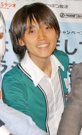 共同ラジオキャンペーン『はじめまして、ラジオです。』の制作発表に出席した吉田尚記 (C)ORICON DD inc.