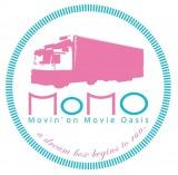 移動映画館「MoMO」のロゴ