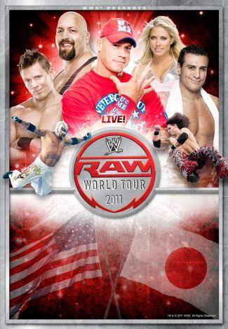 WWE「RAW」が昨夏以来の日本公演決定! (C)2011 WWE, Inc. All Rights Reserved.