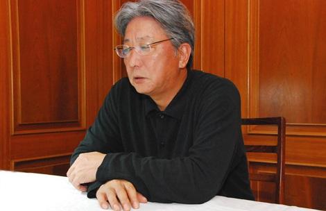 アプリ『男の流儀入門』をリリースした作家・伊集院静氏 (C)ORICON DD.inc