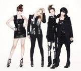 韓国ガールズグループ最速「6日」で首位を獲得した2NE1(左から:ボム、CL、ダラ、ミンジ)