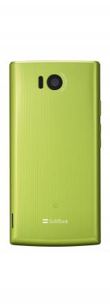 29日、ソフトバンクが発表した秋冬製品『AQUOS PHONE 103SH』