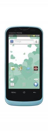 29日、ソフトバンクが発表した秋冬製品『AQUOS PHONE THE HYBRID 101SH』