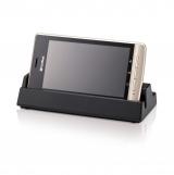 29日、ソフトバンクが発表した秋冬製品『LUMIX Phone 101P』