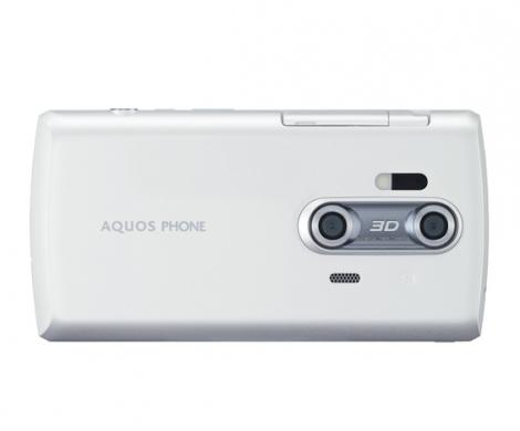 フランス・テレコム・オレンジ社で正式に採用されたドコモの『AQUOS PHONE SH-12C』(シャープ製)