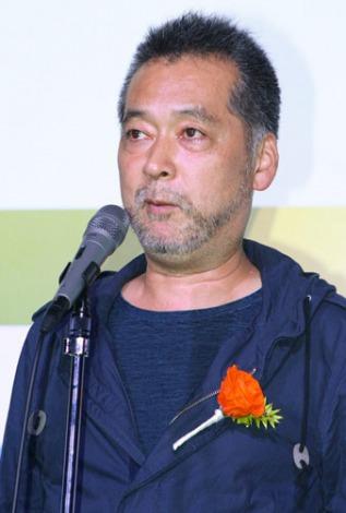 『第33回ぴあフィルムフェスティバル』の「PFFアワード2011」審査員として授賞式に出席した、瀬々敬久監督 (C)ORICON DD inc.