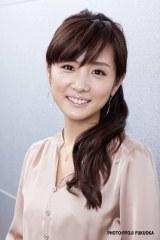 『WOWOW大開局祭』で案内役を務める高島彩アナウンサー