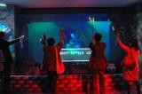 テレビゲーム史上初の本格的展覧会『ドラゴンクエスト展』、第1章で竜王と対戦(C)ORICON DD inc.