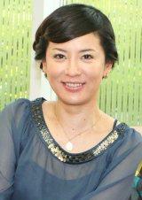 自身のブログで結婚を報告した鈴木砂羽 (C)ORICON DD inc.