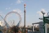 営業終了を発表した東京ドームシティのアトラクション『タワーハッカー』