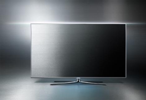2011年の『グッドデザイン大賞』候補に選ばれた、3D SMART LED TV「UN55D7000/7900/8000」/Samsung Electronics Co.,Ltd