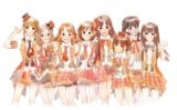 AKBがTVアニメになる!「選抜総選挙」上位8人をモチーフにしたキャラクターイメージ