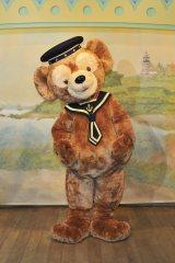 2012年春の新イベント『ミッキーとダッフィーのスプリングヴォヤッジ』で主役に抜擢されたダッフィー  (C)Disney