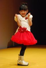 """ソロデビューライブで愛くるしい""""ギュギュッ""""ダンスを披露した芦田愛菜 (C)ORICON DD inc."""