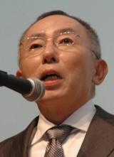 4位はファーストリテイリング社長の柳井正氏