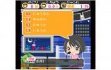 ニュース番組をモデルにしたゲームでは松尾アナが登場